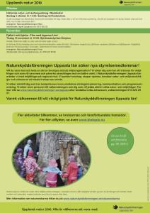Upplands Natur 2016